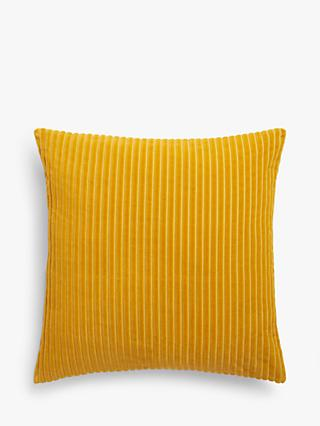 John Lewis & Partners Jumbo Cord Cushion