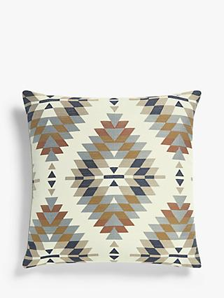 Harlequin Elwana Cushion, Harissa / Ink