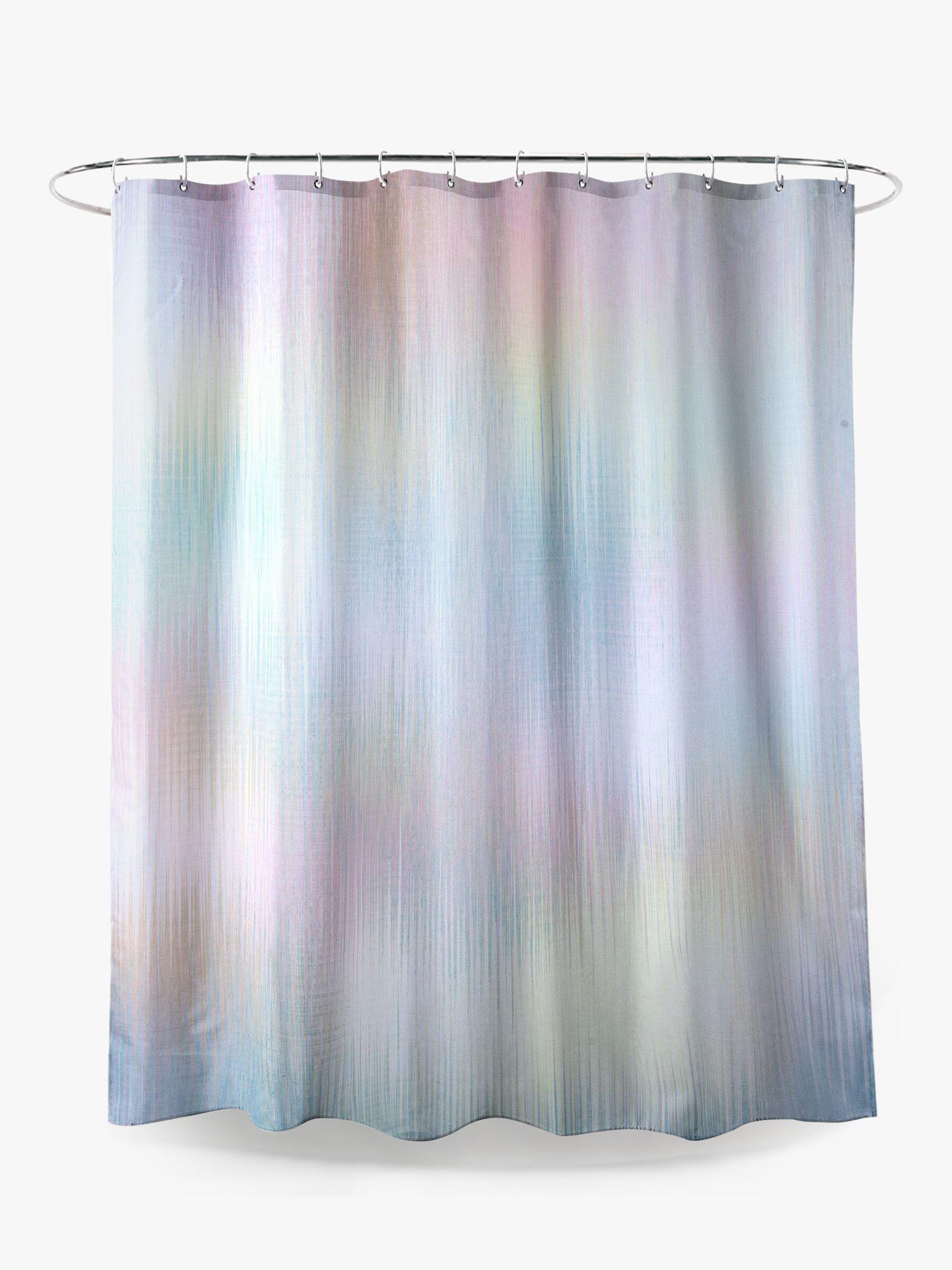 John Lewis & Partners Rainbow Shower Curtain