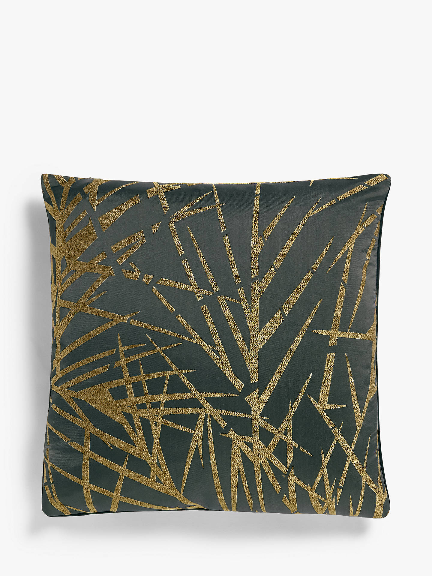 Buy Harlequin Lorenza Cushion, Honey / Jute Online at johnlewis.com