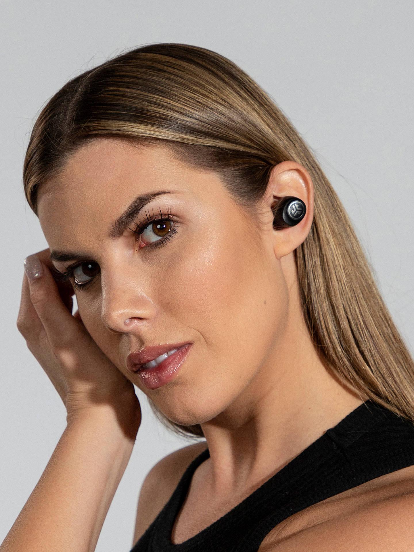 JLab Audio Go Air True Wireless Bluetooth In-Ear Headphones with