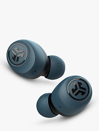 JLab Audio Go Air True Wireless Bluetooth In-Ear Headphones with Mic/Remote
