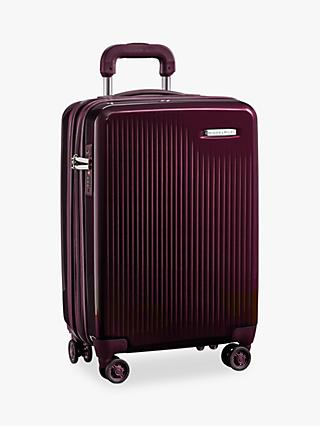 Briggs & Riley Sympatico 4-Wheel Expandable Domestic Cabin Suitcase