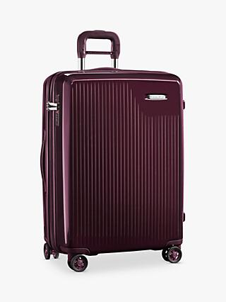 Briggs & Riley Sympatico 4-Wheel Expandable Medium Suitcase