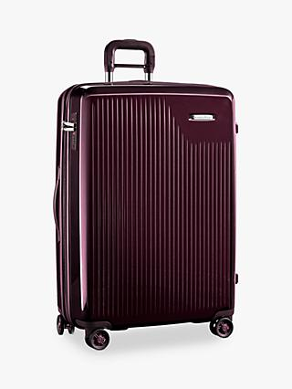 Briggs & Riley Sympatico 4-Wheel Expandable Large Suitcase