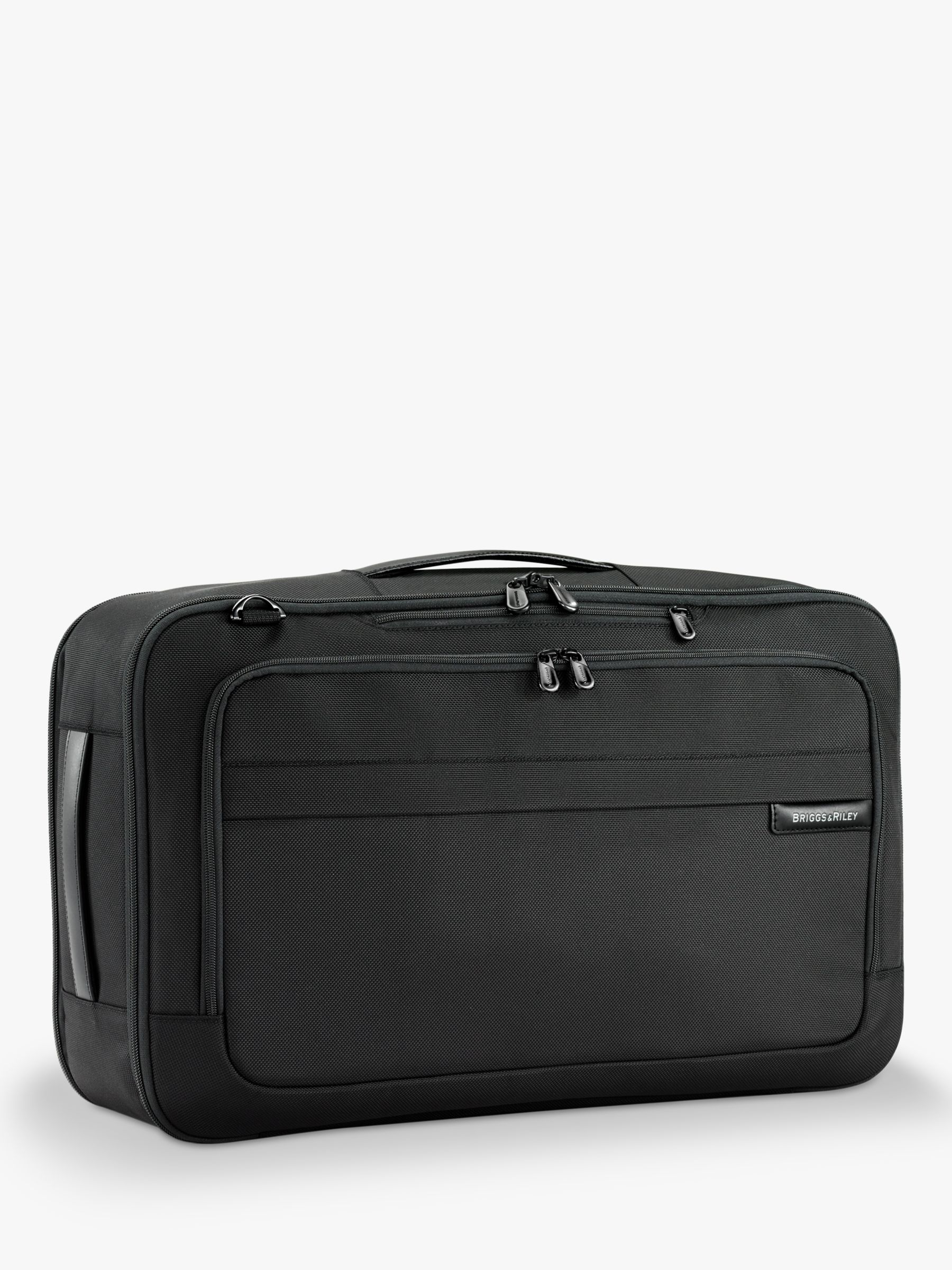 Briggs & Riley Briggs & Riley Baseline Convertible Duffle Backpack, Black