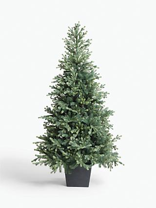 John Lewis & Partners Kyoto Unlit Christmas Tree, 7ft