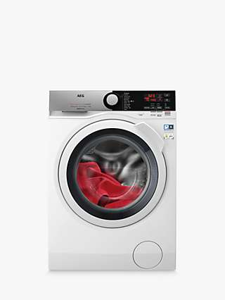 AEG L7FBE942CA Freestanding Washing Machine, 9kg Load, A+++ Energy Rating, 1400rpm Spin, White