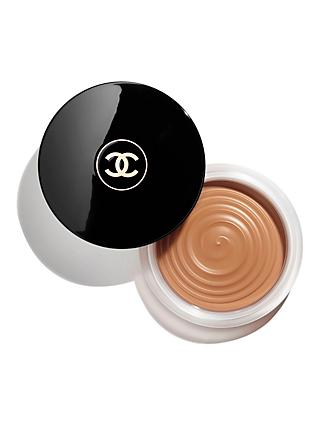 CHANEL Healthy Glow Bronzing Cream Cream-Gel Bronzer For A Healthy, Sun-Kissed Glow, 390 Soleil Tan Bronze Universel