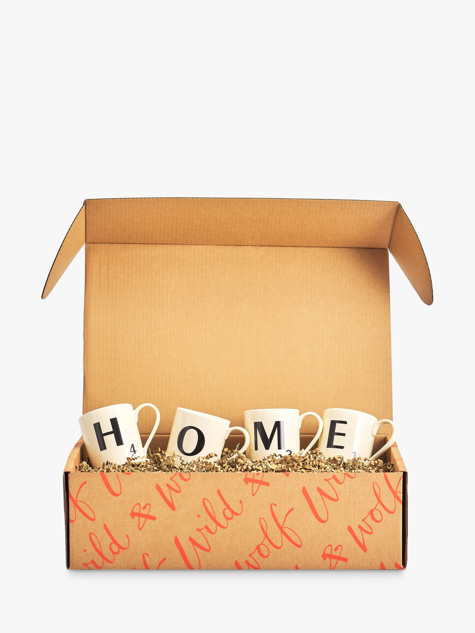 Wild & Wolf Wild & Wolf Home Mugs Gift Hamper