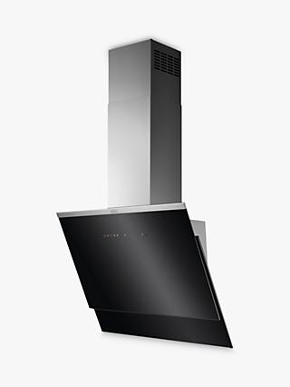 AEG DVE5671HG 60cm Chimney Cooker Hood, A Energy Rating, Black