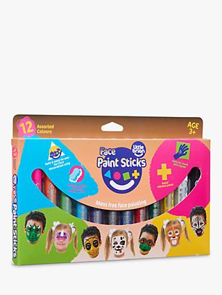 Little Brian Face Paint Sticks