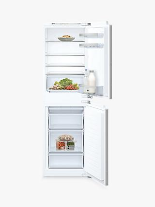 Neff KI5852FF0G Integrated Fridge Freezer, A++Energy Rating, 54.1cm Wide, White