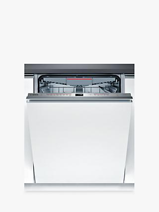 Bosch SMV68ND00G Integrated Dishwasher, A+++ Energy Rating