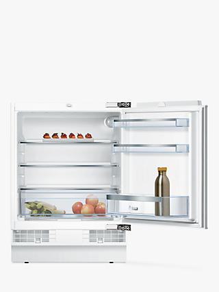Bosch Serie 6 KUR15AFF0G Integrated Under Counter Fridge