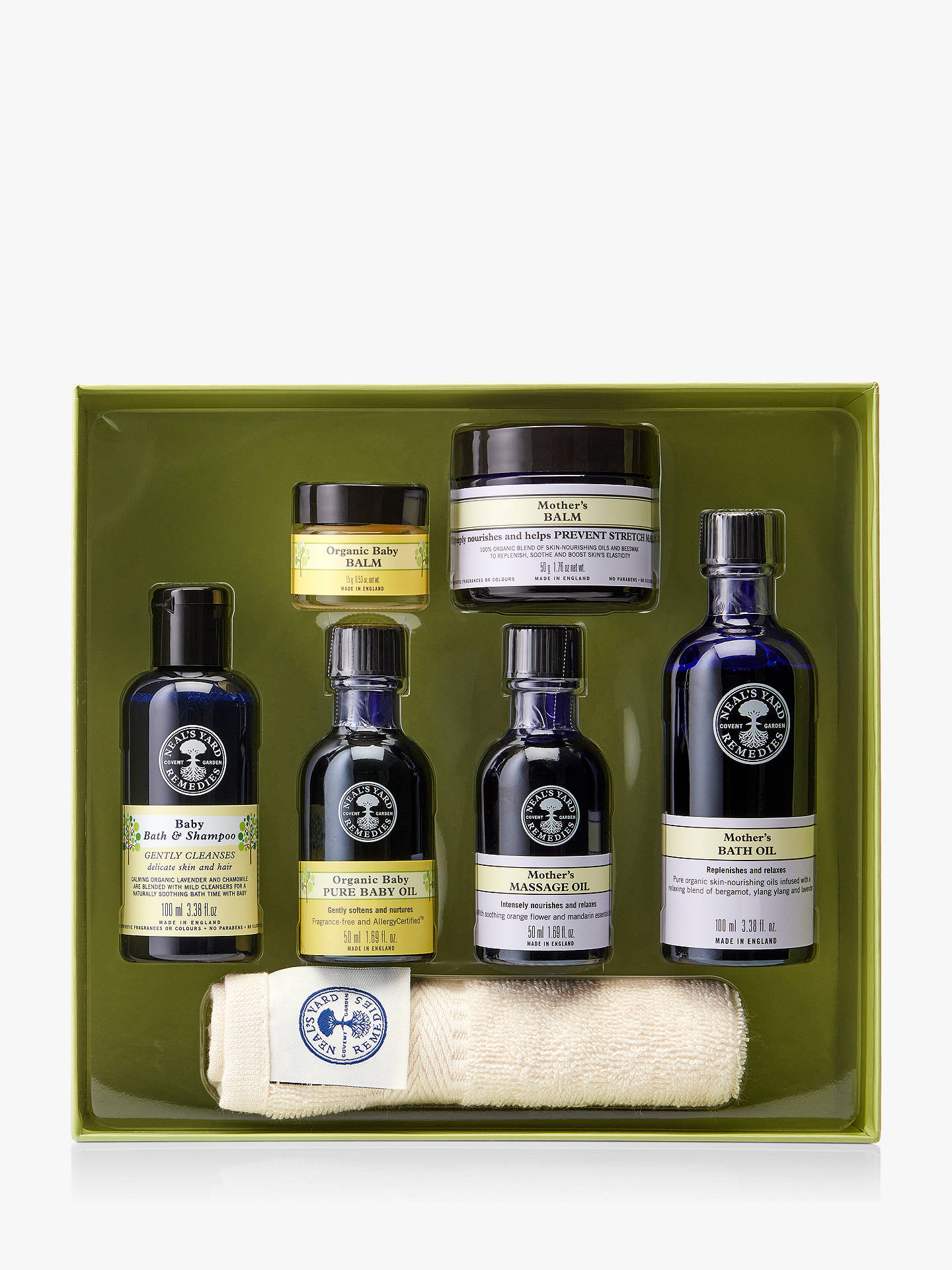 Neal's Yard Remedies Mother & Baby Natural & Organic ...