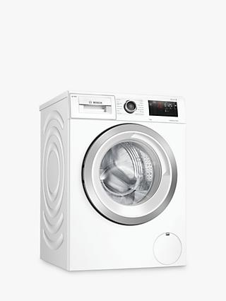 Bosch Serie 6 WAU28PH9GB Freestanding Washing Machine, 9kg Load, 1400rpm, White