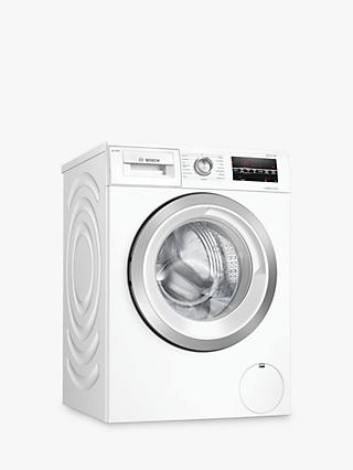 Bosch WAU28S80GB Freestanding Washing Machine, 8kg Load, A+++ Energy Rating, 1400rpm Spin, White