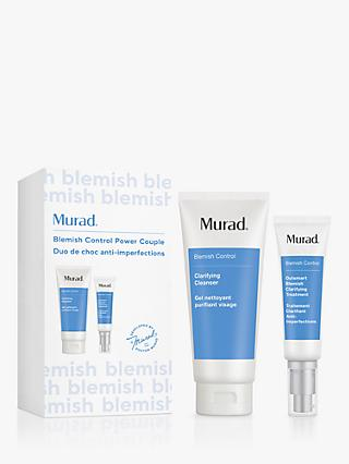 Murad Blemish Control Power Couple Skincare Set