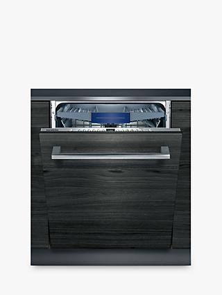 Siemens SN736X19NE Integrated Dishwasher, A++ Energy Rating, Silver