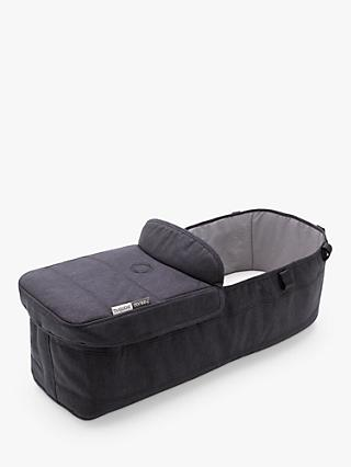 Bugaboo Donkey3 Carrycot, Mineral Washed Black