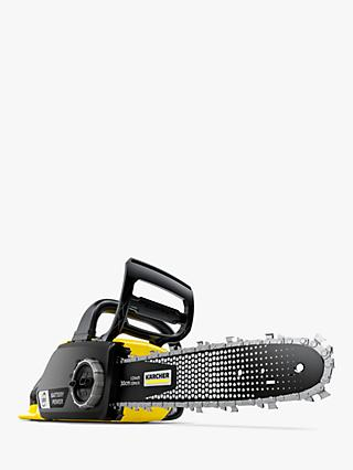 Kärcher CSW 18-30 Cordless Chainsaw, Yellow