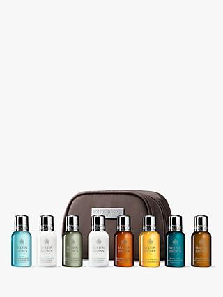 Molton Brown The Daring Adventurer Mini Travel Bag Bodycare Gift Set