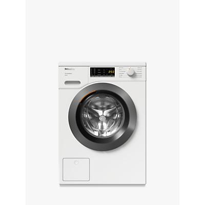 Miele WEA025 Freestanding Washing Machine, 7kg Load, 1400rpm, A+++ Energy Rating, White
