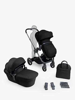 iCandy Lime Lifestyle Pushchair Bundle, Black