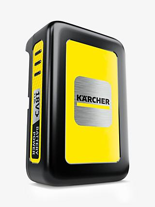 Kärcher Garden Power Tool 18V/2.5Ah Rechargeable Battery