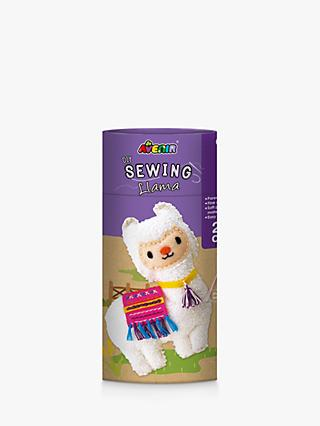 Avenir DIY Sewing Llama Kit
