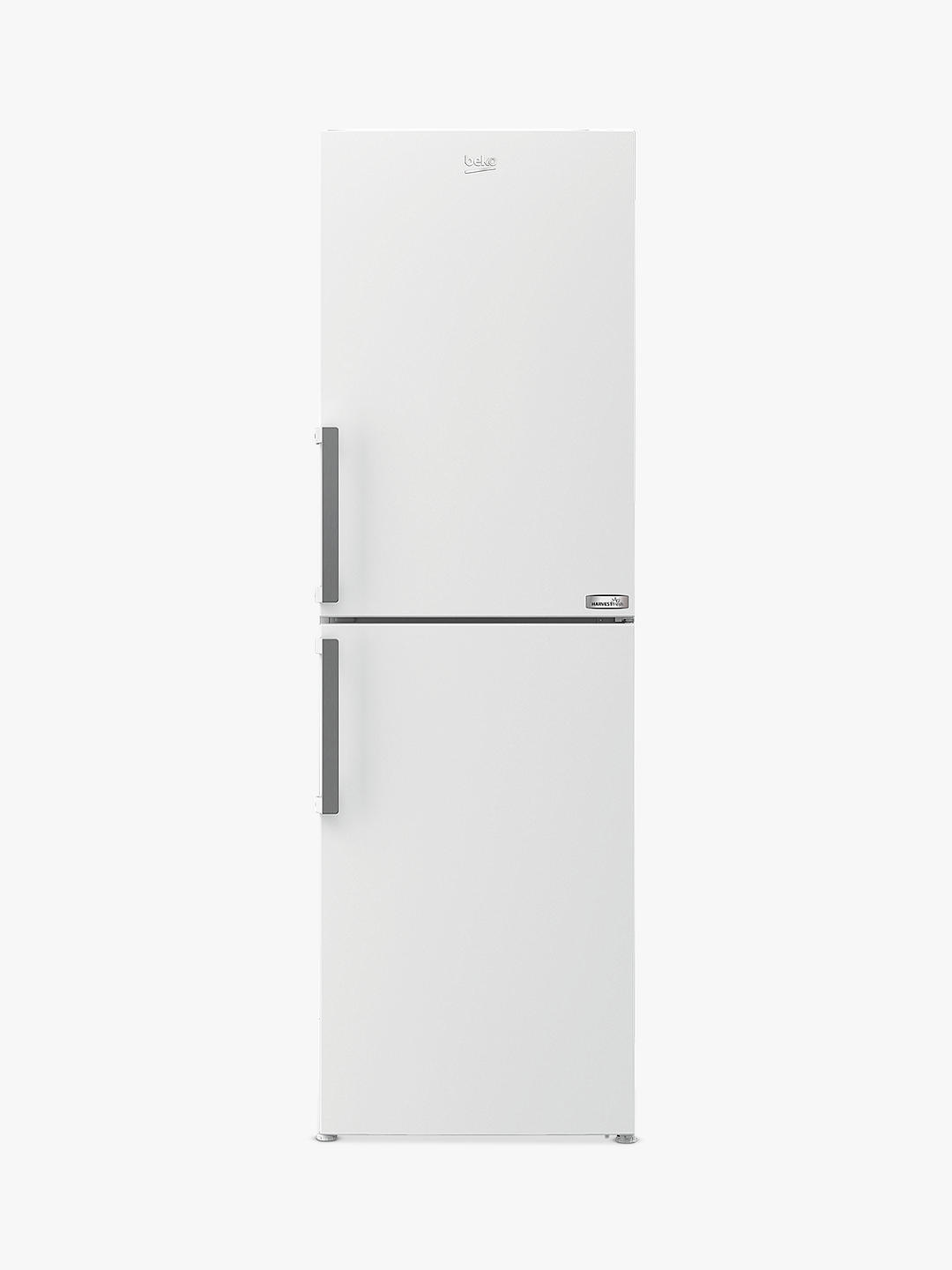 Buy Beko HarvestFresh CFP3691VW Freestanding 50/50 Fridge Freezer, White Online at johnlewis.com