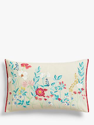 John Lewis & Partners Meadow Border Cushion