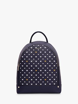 Fiorelli Snowdrop Bee Backpack, Navy
