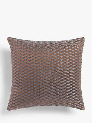 John Lewis & Partners Branco Mini Weave Cushion