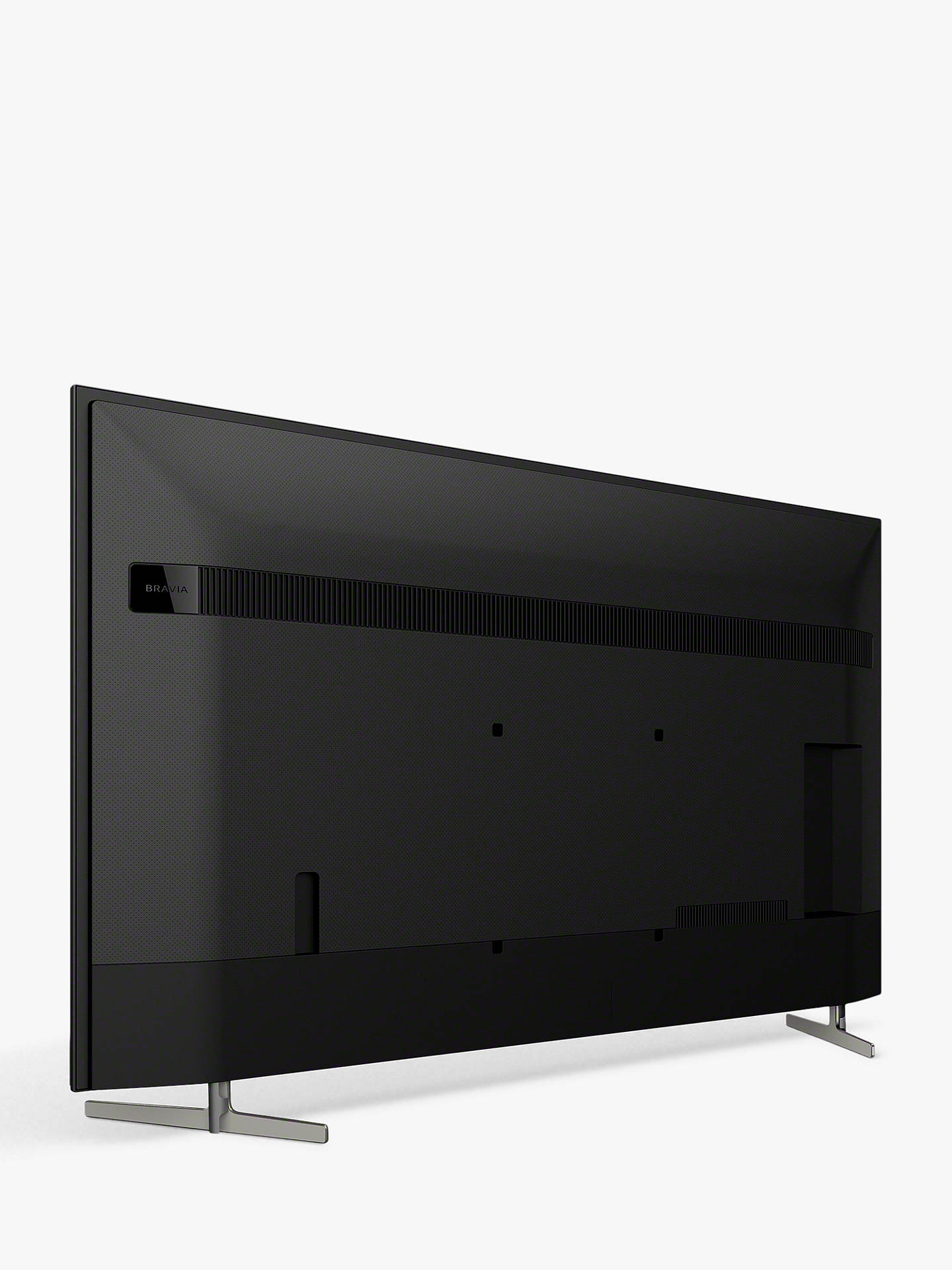 Buy Sony Bravia KD65XH8196 (2020) LED HDR 4K Ultra HD Smart Android TV, 65 inch with Freeview HD, Youview & Dolby Atmos, Black Online at johnlewis.com