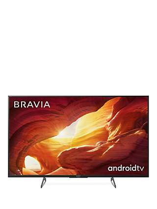 Sony Bravia KD43XH8505 (2020) LED HDR 4K Ultra HD Smart Android TV, 43 inch with Freeview HD, Youview & Dolby Atmos, Black