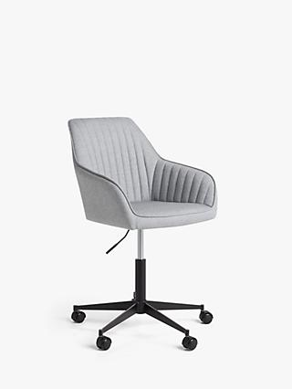 John Lewis & Partners Toronto Office Chair, Grey