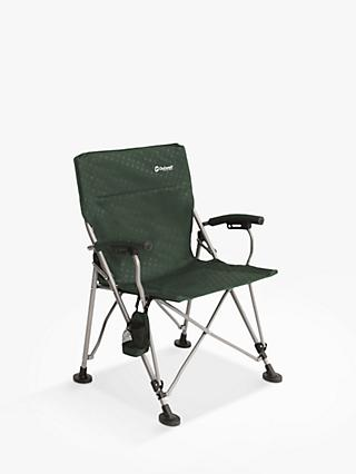 Outwell Campo Folding Camping Chair, Forest Green