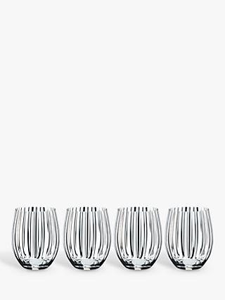 Riedel Vodka Mixing Glasses, Set of 4, 580ml, Clear