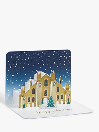 Form Renaissance Cathedral Christmas Cards, Pack of 5