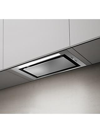 Elica LANE-80-SS 71.4cm Built-In Cooker Hood, B Energy Rating, Stainless Steel