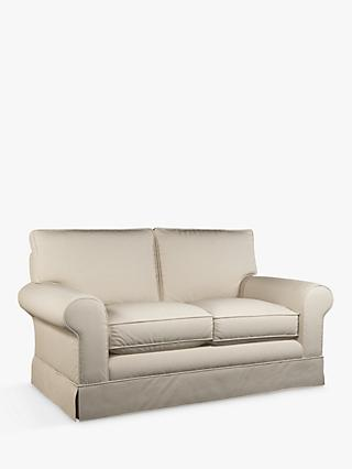 Padstow Range, John Lewis & Partners Padstow Medium 2 Seater Sofa, Aquaclean Matilda Natural