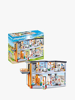 Playmobil City Life 70190 Large Hospital