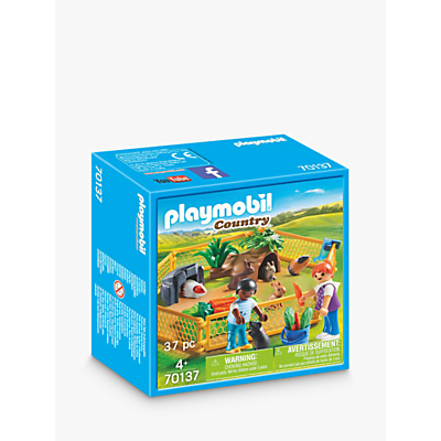 Playmobil Country 70137 Farm Enclosure