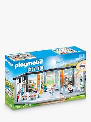Playmobil City Life 70191 Hospital Wing