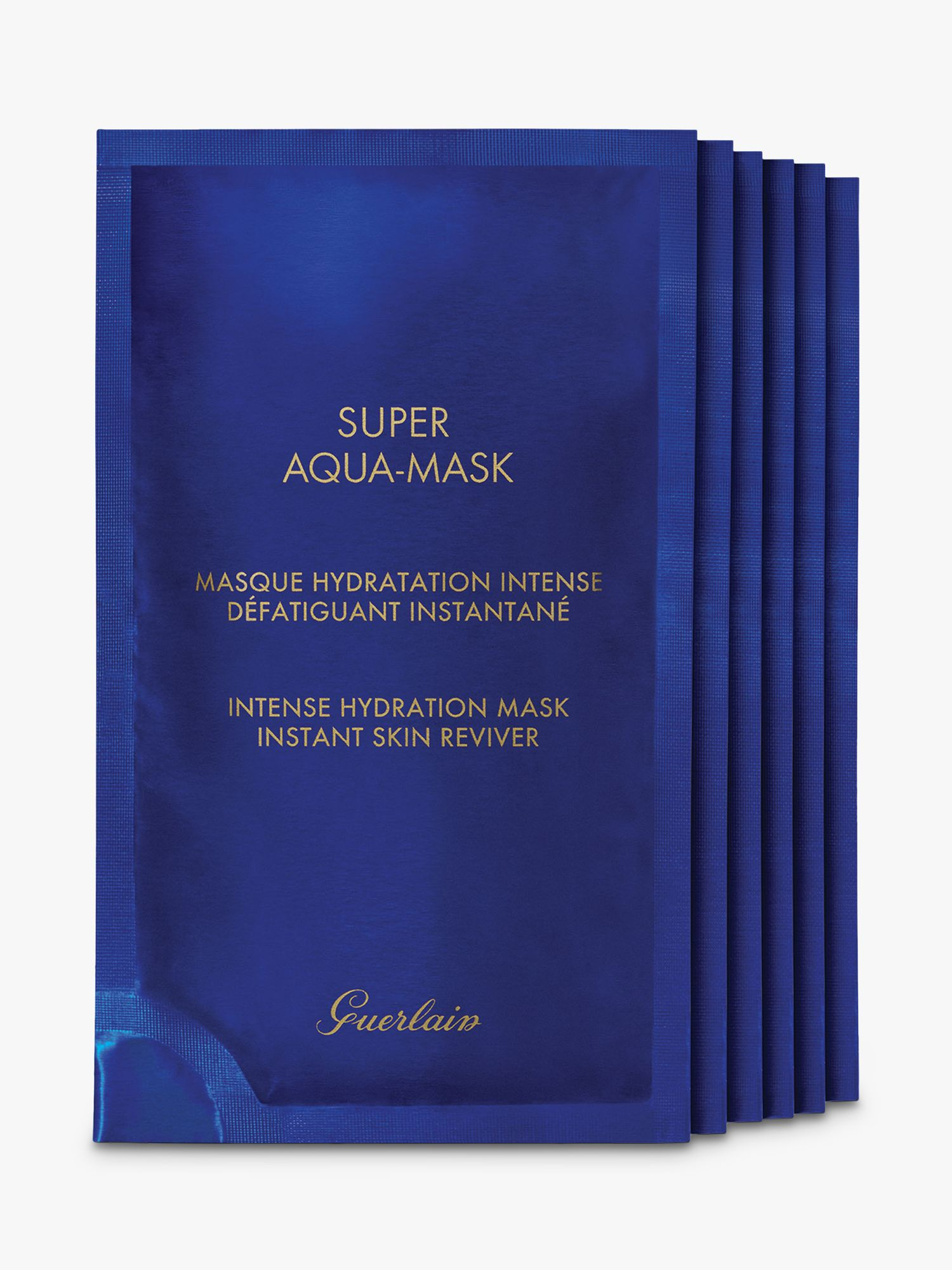 Buy Guerlain Super Aqua-Mask, x 6 Online at johnlewis.com
