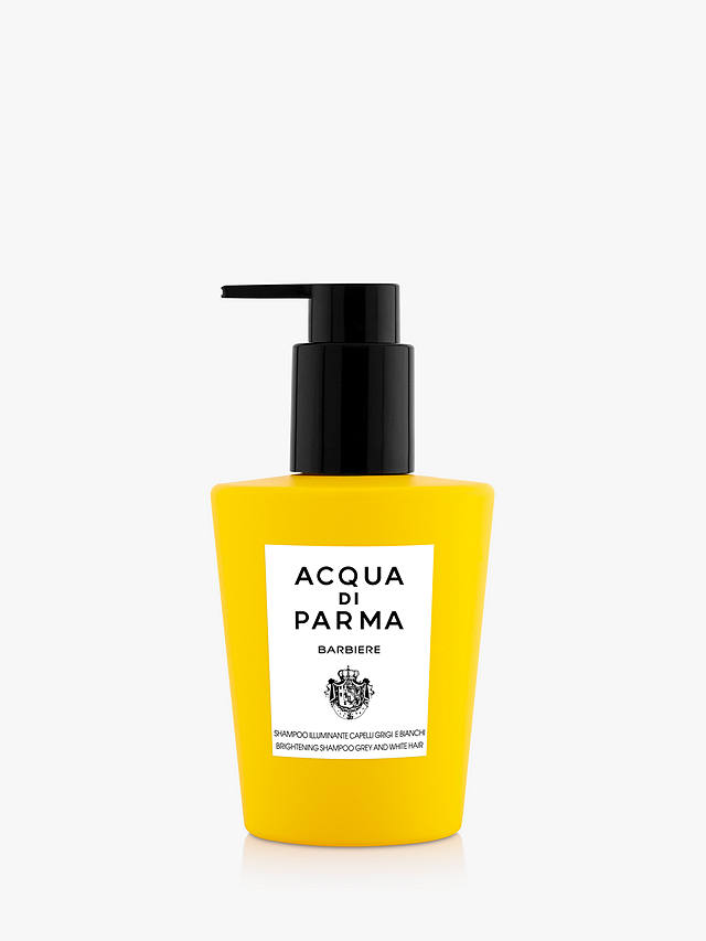 Buy Acqua di Parma Brightening Shampoo for White and Grey Hair, 200ml Online at johnlewis.com