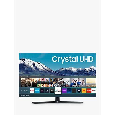 Image of Samsung UE65TU8500 (2020) HDR 4K Ultra HD Smart TV, 65 inch with TVPlus, Black