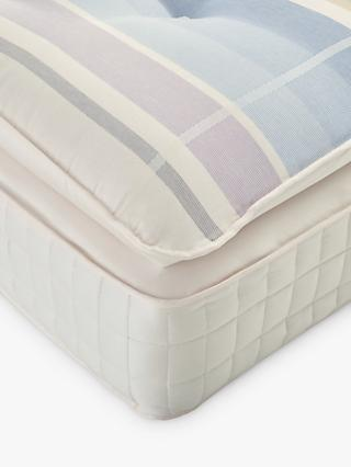 J. Marshall by Vispring No.4 Pillow Top Pocket Spring Mattress, Medium Tension, Emperor